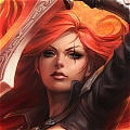 Katarina Costume Da League of Legends