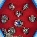 Katekyo Hitman Reborn Rings (Pets)