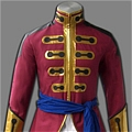 Andreas Cosplay (Britannian Army 147-023) Da Code Geass: Lelouch of the Rebellion