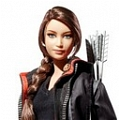 Katniss Cosplay from The Hunger Games