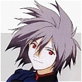 Kaworu Cosplay Wig from Neon Genesis Evangelion