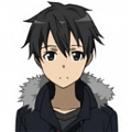 Kazuto Cosplay (Casual) Da Sword Art Online