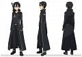 Kazuto Shoes(2nd) from Sword Art Online
