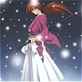 Kenshin Cosplay Costume from Rurouni Kenshin