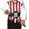 Kids Pirate Costume (Wesley)