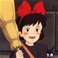 Kiki Cosplay from Kikis Delivery Service