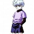 Killua Cosplay from Hunter X Hunter