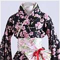 Kimono Costume (21, Flower)