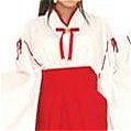 Kimono Costume (Miko)