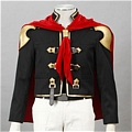 King Costume (A126) De  Final Fantasy Type 0