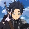 Kirito Cosplay (Alfheim Online) from Sword Art Online