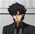 Kiritsugu Wig from Fate Zero