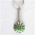 Kisuke Urahara Hat Key Ring from Bleach