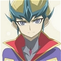 Kite Cosplay from Yu Gi Oh Zexal
