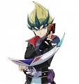 Kite Tenjo Wig from Yu-Gi-Oh!