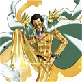 Kizaru Cosplay Desde One Piece