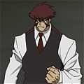 Klaus Cosplay from Blood Blockade Battlefront