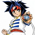 Kon Cosplay from Beyblade