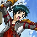 Kon Hokase Cosplay from Ixion Saga