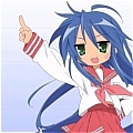 Konata Uniform from Lucky Star