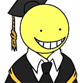 Koro-sensei Cosplay from Assassination Classroom