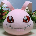 Koromon Plush De  Digimon Adventure