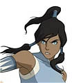 Korra Cosplay (Red) from The Legend of Korra
