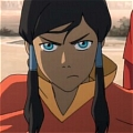 Korra Costume (Red) from The Legend of Korra