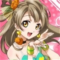 Kotori Cosplay (Green) from Love Live