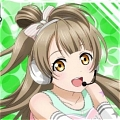 Kotori Cosplay (School Idol Festival) Da Love Live