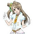 Kotori Cosplay (Snow Halation) from Love Live
