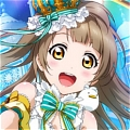 Kotori Costume (Christmas UR) from Love Live!