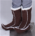 Kristoff Boot Covers (Cloth) from Frozen