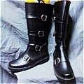 Krory Shoes from D Gray Man