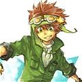 Kukai Cosplay from Shugo Chara!