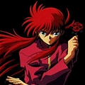 Kurama Cosplay from YuYu Hakusho