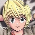 Kurapika Cosplay Wig from Hunter X Hunter