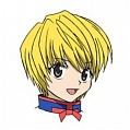 Kurapika Costume from Hunter X Hunter
