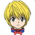 Kurapika Wig (2nd) from Hunter X Hunter
