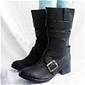 Kuromu Shoes (A215) from Katekyo Hitman Reborn