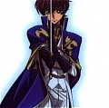 Kururugi Suzaku Costume Uniform from Code Geass