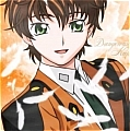 Kururugi Suzaku Costume from Code Geass