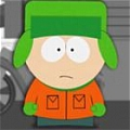Kyle Cosplay from South park
