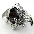 Kyoya Ring (4th) Desde Katekyo Hitman Reborn