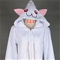 Kyubey Cosplay (hoodie) from Puella Magi Madoka Magica