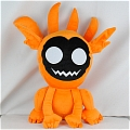 Kyuubi Plush (Four Tails) from Naruto