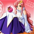 Lacus Costume from Gundam Seed