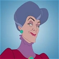 Lady Tremaine Wig from Cinderella