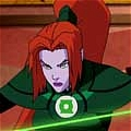 Laira Cosplay from Green Lantern