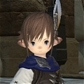 Lalafell Cosplay from Final Fantasy XIV: A Realm Reborn